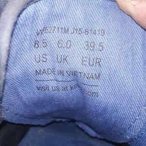 Keds Shoes - Keds Ortholight craze t-toe navy sneaker